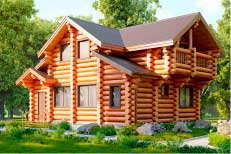 Срубы домов 100-150 кв.м.