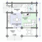 План дома 103 м2