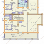 План дома 106 м2