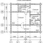 План дома 116 м2