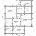План дома 117 м2
