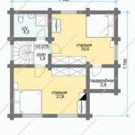 План дома 136 м2