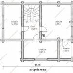 План дома 164 м2