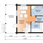 План бани 6 на 9 метров(1)