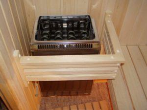 электрическая печь в баню