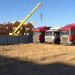 Изготовление и сборка сруба в Крыму