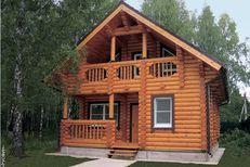 Срубы домов 150-200 кв.м.