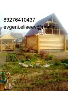Дом из бревна (11)
