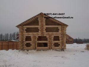 Дом из бревна (20)