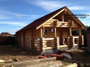 Дом из бревна (3)