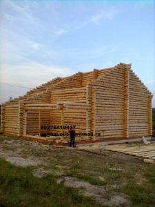 Дом из бревна (4)
