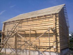 Дом из бревна (7)