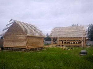 Дом из бревна (8)