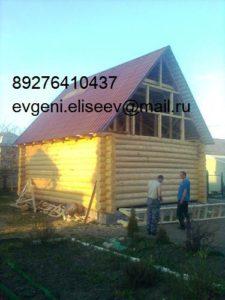 Дом из бревна (9)