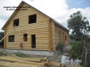 Готовые дома из бревна (1)