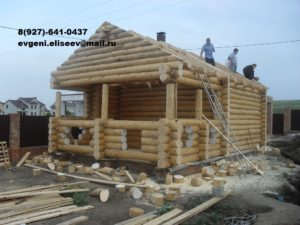 Готовые дома из бревна (11)