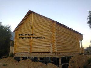 Готовые дома из бревна (12)