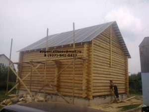 Готовые дома из бревна (13)