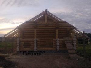 Готовые дома из бревна (14)