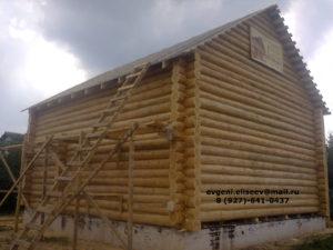 Готовые дома из бревна (15)