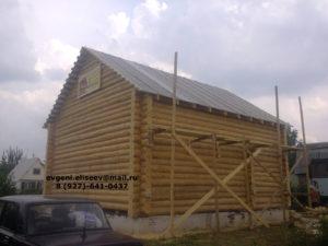 Готовые дома из бревна (19)