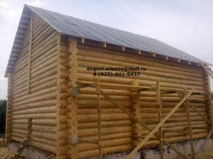 Готовые дома из бревна (20)