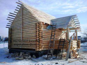 Готовые дома из бревна (24)