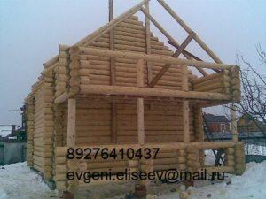 Готовые дома из бревна (25)