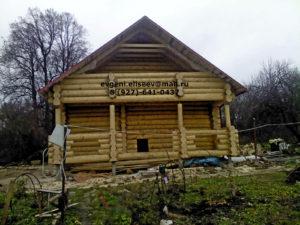 Готовые дома из бревна (27)