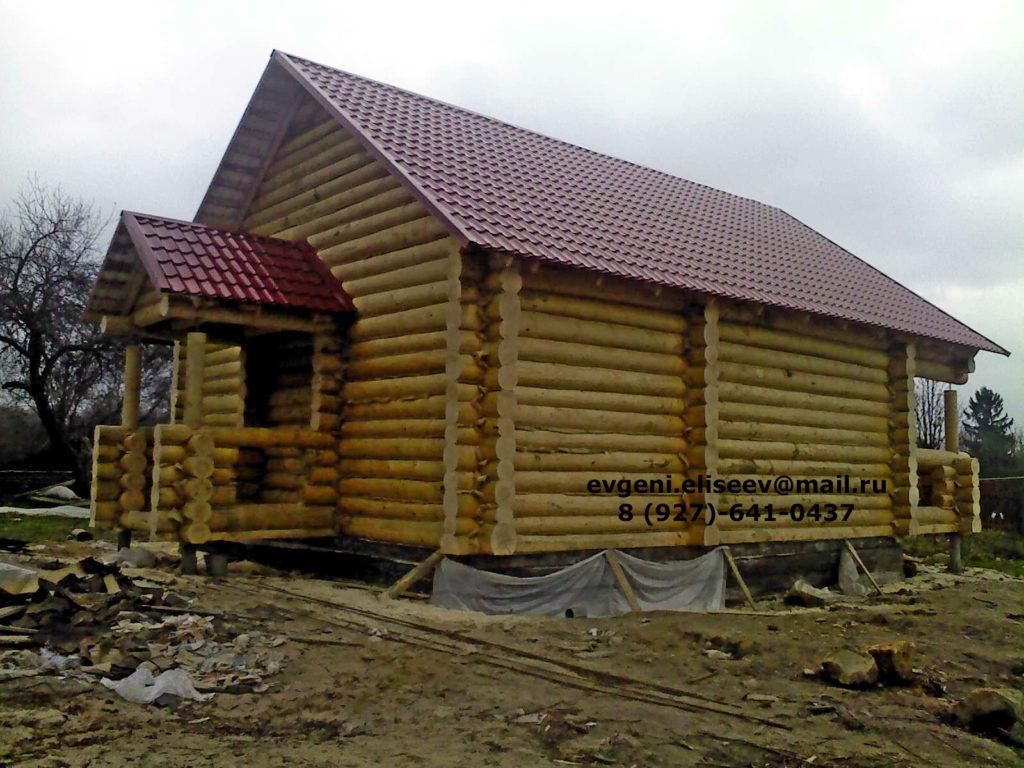 Готовые дома из бревна (29)
