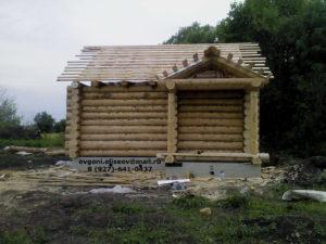 Готовые дома из бревна (3)