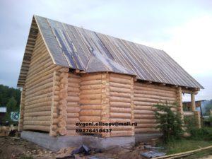 Готовые дома из бревна (4)