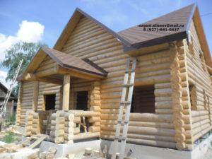 Готовые дома из бревна (5)