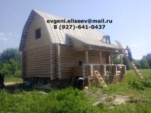 Готовые дома из бревна (7)