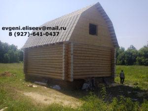 Готовые дома из бревна (8)