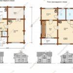 План дома 151 м2