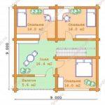 План дома 160 м2