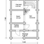 План дома 84 м2(2)