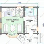 План дома 89,9 м2(2)