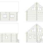 План дома 120 м2