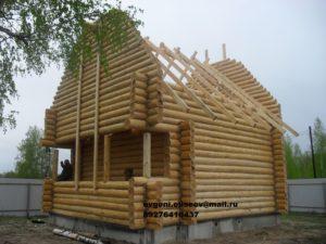 Строительство срубового дома (12)