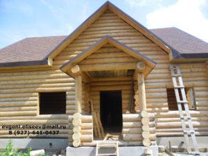 Строительство срубового дома (13)