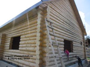 Строительство срубового дома (14)