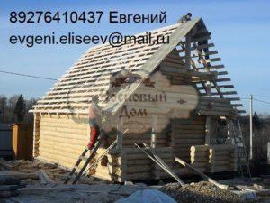 Строительство срубового дома (15)