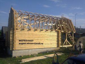 Строительство срубового дома (19)