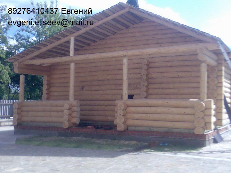 Строительство срубового дома (2)