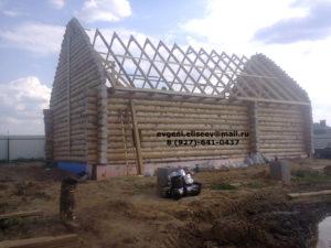 Строительство срубового дома (20)
