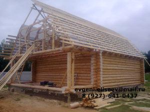 Строительство срубового дома (22)