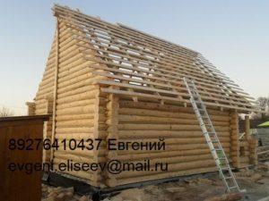 Строительство срубового дома (3)