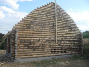 Строительство срубового дома (7)